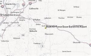 Scott Air Force Base  Belleville Airport Weather Station