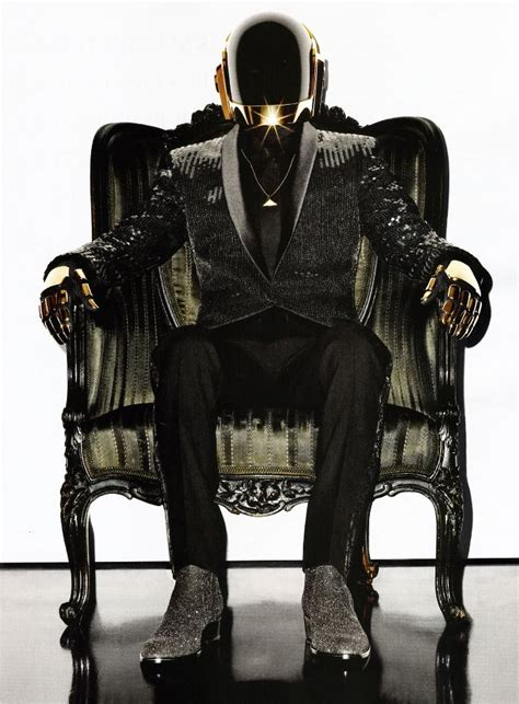 Guy Manuel [Daft Punk] Minecraft Skin