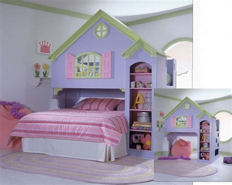 Bedroom Girl Loft Beds Bunk For Childrens House Photos