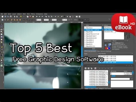 best graphic design software top 5 best free graphic design software for windows and