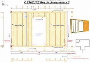 Plan De Construction : plan construction maison bois maison begge ~ Premium-room.com Idées de Décoration