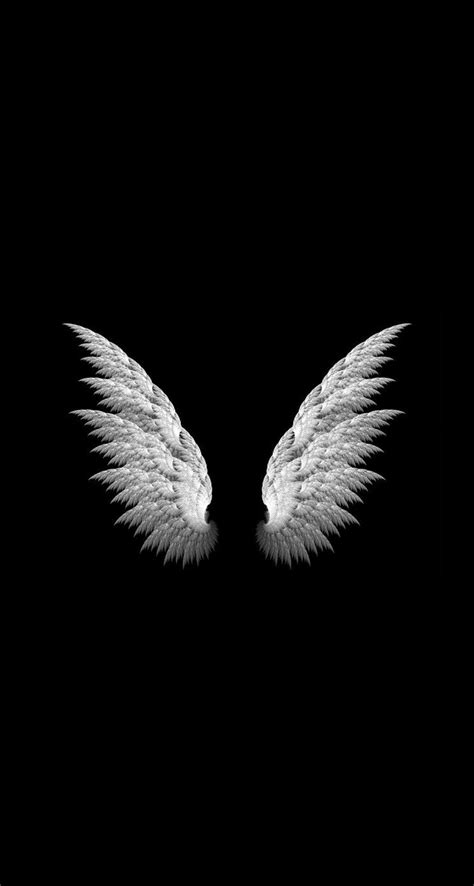 Black And White Animated Wallpapers - wings wings iphone wallpaper