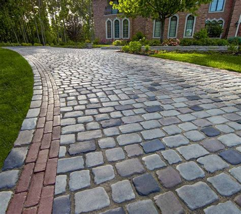 Unilock Paver Installation by Driveway Pavers Rye Nh Driveway Paver Installation
