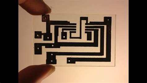 Laser Cut Circuit Boards Youtube
