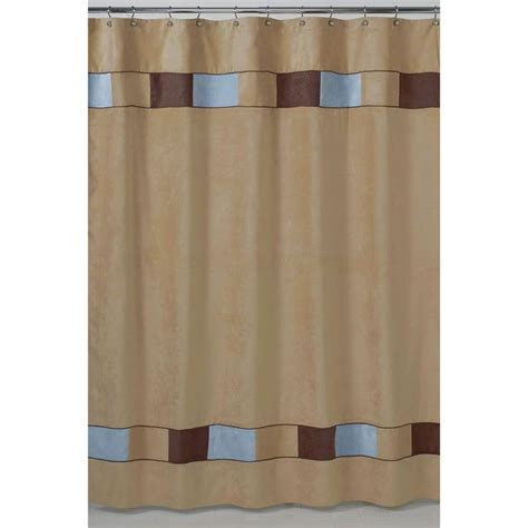 25 best ideas about brown shower curtains on