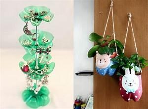 idee recup deco en plus de 101 idees inspirantes With chambre bébé design avec coupe en plastique pour fleurs