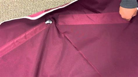 aleko window awning burgundy color youtube
