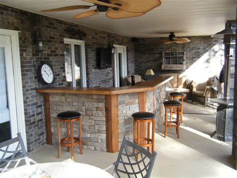 Outdoors Bar : 12 Fascinating Outdoor Bar Design Ideas