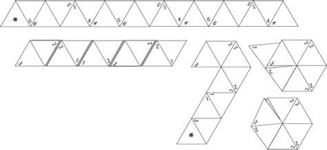 hexahexaflexagon template how to make a hexa hexaflexagon geometric toys to make s crafts