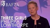 Philippa Lowthorpe wins Director: Fiction for Three Girls ...
