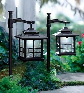 Lanterne Solaire Exterieur : les lampes solaires de jardin clairage joli et ~ Premium-room.com Idées de Décoration