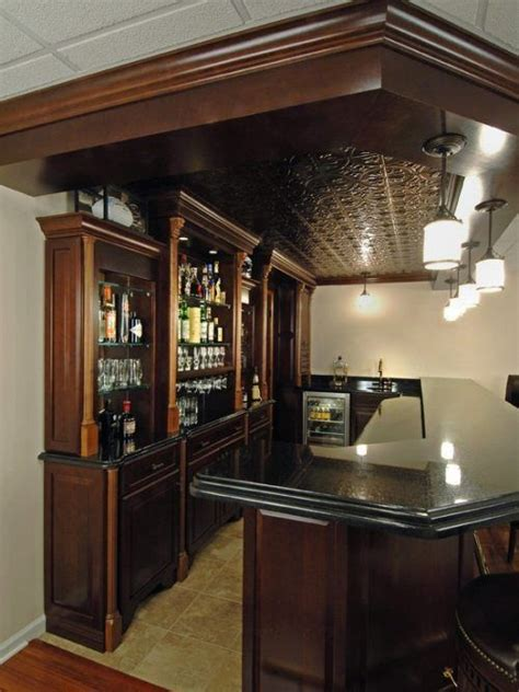 30 Awesome Home Bars  Refined Guy  My Home Pinterest