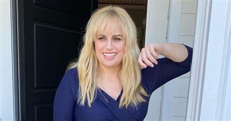 Rebel Wilson Hit Her 'Goal Weight' of 74 Kg or 164 Lbs