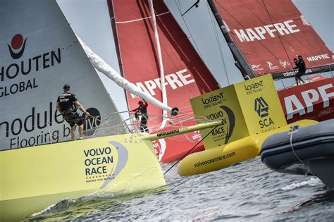 volvo ocean race  volvo reconsidere le timing pour