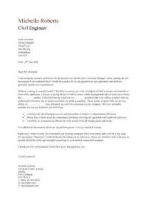 Application Letter For Civil Engineer
