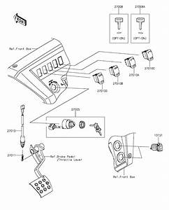Wiring Diagram Kawasaki Mule Pro Fx