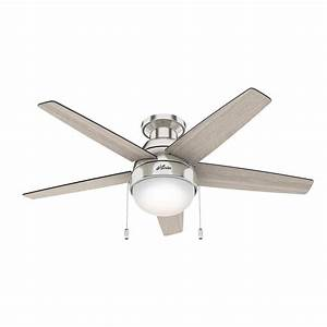 Flush Mount Ceiling Fan Installation