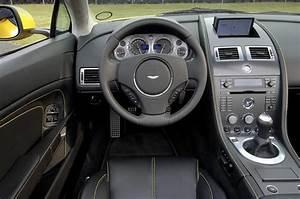 Aston Martin Vantage Roadster Interior