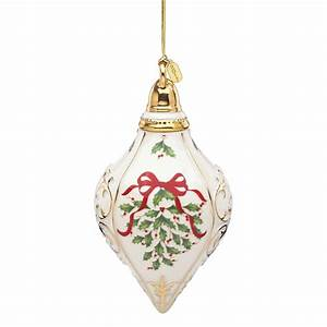 Lenox Christmas Decorations - Christmas Lights Card and Decore