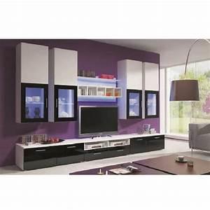 Meuble Tv C Discount : meuble bas tv cdiscount ~ Teatrodelosmanantiales.com Idées de Décoration