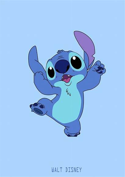 Stitch Disney Wallpapers Iphone Phone Cartoon Backgrounds
