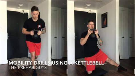 mobility ankle kettlebell