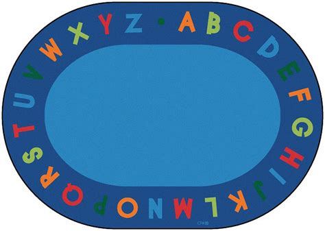 All Alphabet Circletime Rug By Carpets For Kids Options ...