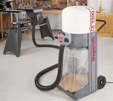 shopsmith dc  dust collector
