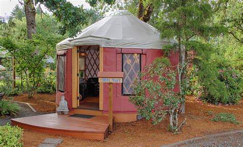 home design of smaller yurts pacific yurts
