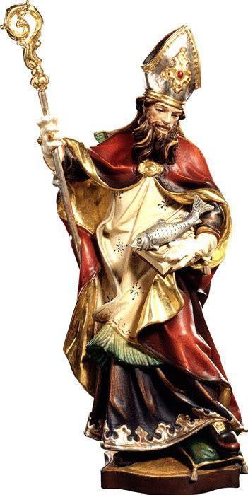 heiligenfiguren und namenspatrone aus holz geschnitzt hl