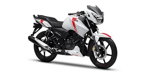 The new model of the tvs apache rtr series is the apache 160 4v. TVS Apache RTR 160 Price, Images, Colours, Mileage, Review in India @ ZigWheels