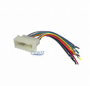 Car Radio Stereo Wiring Harness For Aftermarket Radio For