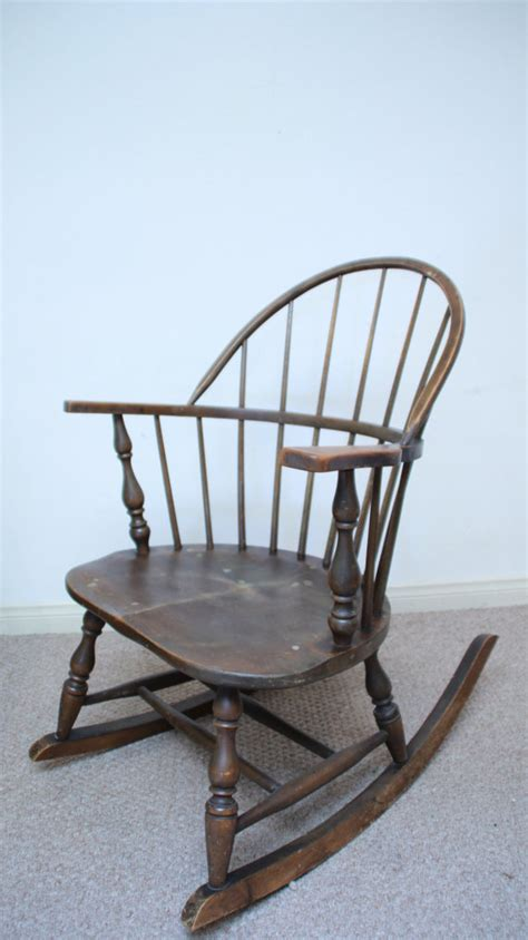 Heywood Wakefield Chairs Antique by Antique Rocking Chair Heywood Wakefield By Kaliforniavintage