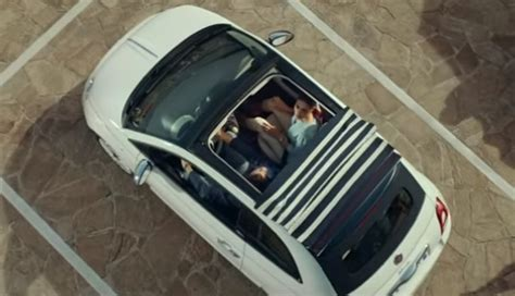Fiat Car Commercial Song by Fiat 500 Dolcevita Commercial July Forever