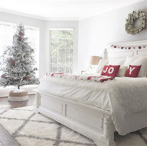 christmas bedroom decorations ideas  pinterest