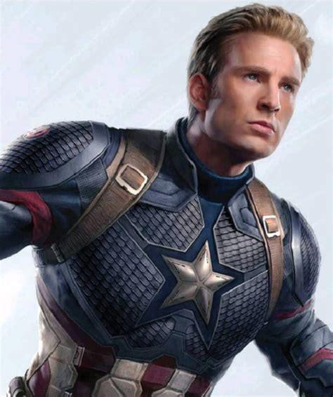 Leaked Avengers Concept Art Hints Big Changes Cap