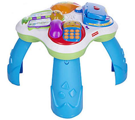 fisher price activity table fisher price laugh n learn fun withfriends play learn