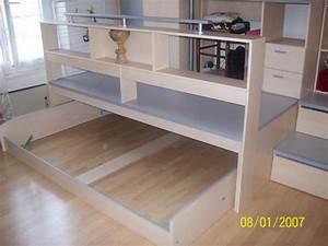 Construire Un Bureau : chambre lit armoire bureau biblioth que caen 14000 ~ Melissatoandfro.com Idées de Décoration