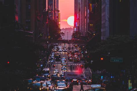Urban Road Downtown