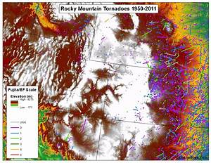 Tornadoes don't happen in mountains. Or do they? Debunking ...