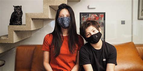 diy fabric face mask  filter