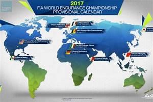 Calendrier Rallycross 2016 Championnat Du Monde : auto le calendrier 2017 du championnat du monde d 39 endurance wec le maine libre ~ Medecine-chirurgie-esthetiques.com Avis de Voitures
