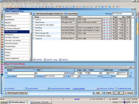 obgyn electronic health record software st providers