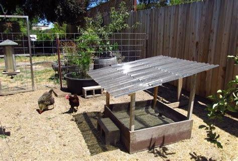 chicken dust bath ideas google search chicken coops