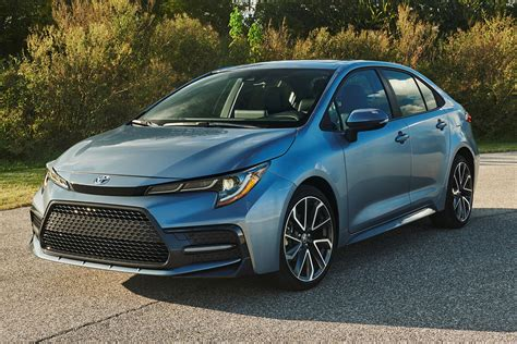 here s how much the 2020 toyota corolla sedan will cost