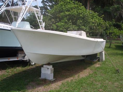 Boat Hulls For Sale by Wtb Small Center Console Project Boat Hull Mako 171