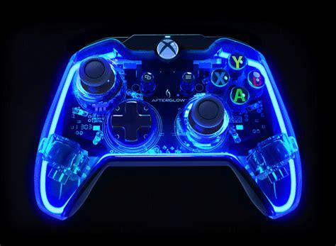 xbox one controller light xbox one afterglow prismatic wired controller for xbox one