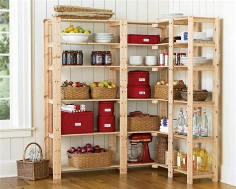Swedish Wood Shelving From Williamssonoma  Using Ikea