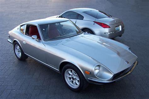 Datsun Car :  Datsun 240z (1969-1975