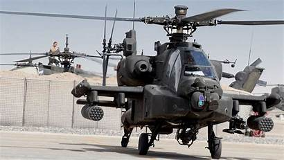 Apache Helicopter Ah Gunships Military Missiles Weapons